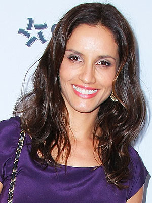 Dallas's Leonor Varela Is Pregnant