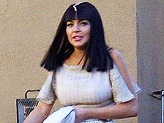 Does Lindsay Lohan Make a Decent Cleopatra? | Lindsay Lohan