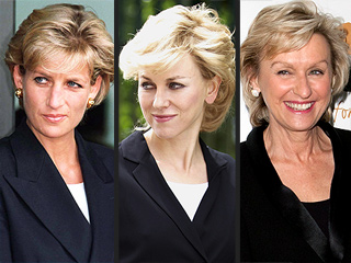 PHOTO: Does Naomi Watts Play a Convincing Princess Di? | Naomi Watts, Princess Diana, Tina Brown