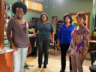 First Look at Jill Scott, Queen Latifah in New Steel Magnolias