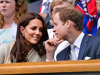 Prince William and Kate Turn Heads at Wimbledon | Kate Middleton