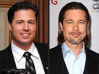 Brad Pitt&#39;s Brother Doug Goes Viral