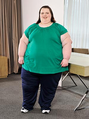 'Britain's Fattest Teen' Vows to Lose Weight Again