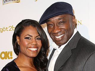 Michael Clarke Duncan's Fiancée Held Vigil by His Hospital Bed
