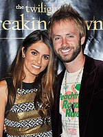 Breaking Dawn Cast Feels the Heat (and Romance) at Comic-Con Party | Nikki Reed, Paul McDonald