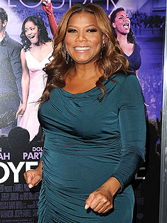 Queen Latifah: I'm 'Totally Serious' About Adopting a Baby | Queen Latifah
