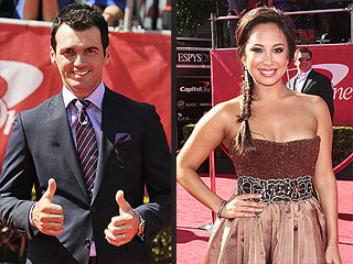 Dancing's Tony Dovolani & Cheryl Burke Reveal All-Stars Wish List | Cheryl Burke, Tony Dovolani