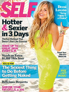 Demi Lovato Explains Why She Used to Cut Herself| Health, The X Factor, Demi Lovato