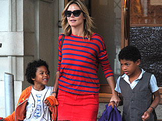Heidi Klum's No. 1 Rule: My Kids Must 'Always Look Cool'