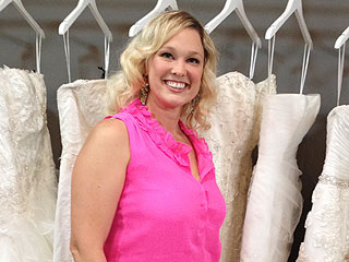 MasterChef Jennifer Behm: Eating Her Way Through Wedding Dress Shopping