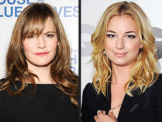 Emily Thorne's Psychologically Damaged Mom Cast on Revenge