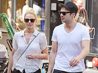 Jennifer Morrison Dating Once Upon a Time Costar Sebastian Stan | Jennifer Morrison, Sebastian Stan