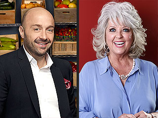 MasterChef's Joe Bastianich Blogs About Paula Deen's Surprise Appearance | Joe Bastianich, Paula Deen