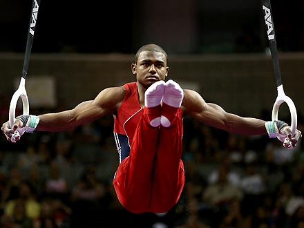 John Orozco: Olympics 2012 Gymnast Aiming for Gold