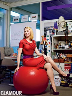 From Google to Yahoo CEO: What to Know About Tech Goddess Marissa Mayer