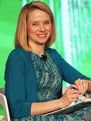 Marissa Mayer Baby Boy Born