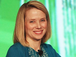 It's a Boy for Yahoo CEO Marissa Mayer!