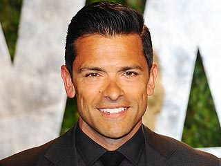 Mark Consuelos: 'You Always End Up Sounding Like Your Dad' | Mark Consuelos