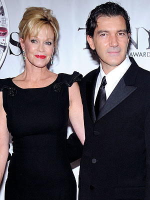 Antonio Banderas & Melanie Griffith Are 'Absolutely Fine,' Says Source