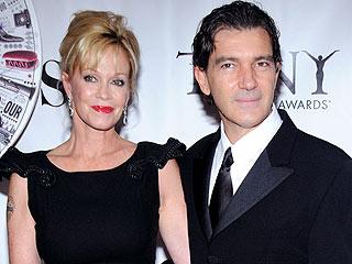 Rumor Patrol: Trouble for Antonio Banderas & Melanie Griffith?