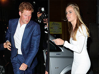 Prince Harry's Girlfriend Cressida Bonas Not Invited to George's Christening | Prince Harry