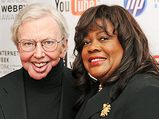 Roger Ebert and Chaz Ebert Celebrate 20th Wedding Anniversary| Couples, Roger Ebert
