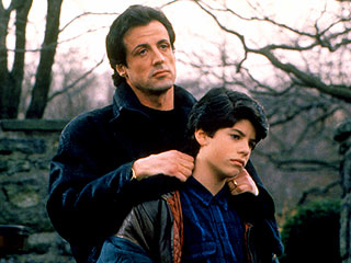 PHOTO: See Sage Stallone and Father Sylvester in Rocky V | Sage Stallone, Sylvester Stallone