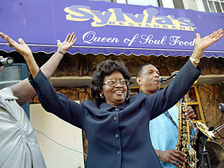 &#39;Queen of Soul Food&#39; Dies in New York