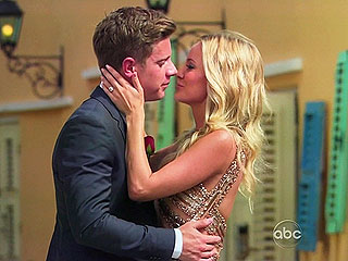 Emily and Jef Get Engaged on The Bachelorette | Emily Maynard