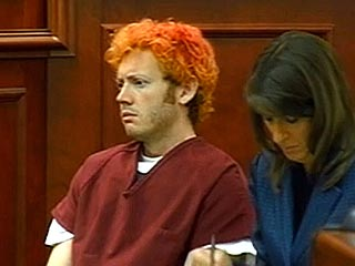 James Holmes Mailed Massacre Plans to School Psychiatrist: Report