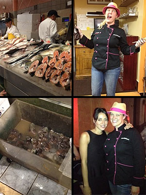 Jen Behm Blogs Her N.Y.C. Food Tour
