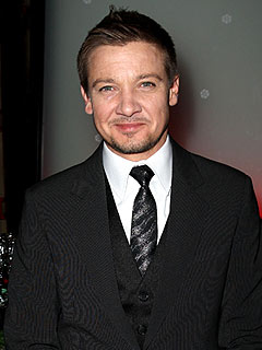Jeremy Renner Brings Home Two New Puppies