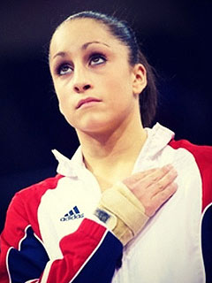 Jordyn Wieber Blogs About Prepping for Gold at the London Olympics| Celebrity Blog, Summer Olympics 2012, Jordyn Wieber