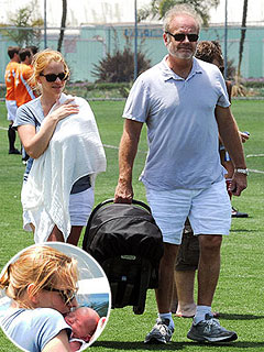 PHOTO: First Look at Kelsey & Kayte Grammer's Daughter Faith | Kelsey Grammer