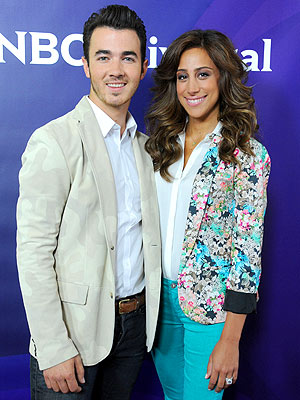 Kevin & Danielle Jonas: Filming Our Reality Show Has Helped Our Marriage