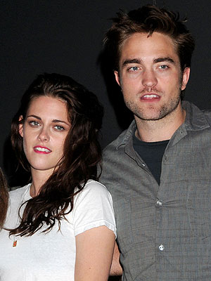 Robert Pattinson, Kristen Stewart Reunite