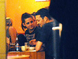 PHOTO: Kristen Stewart & Director Shared Dinner in May | Kristen Stewart, Rupert Sanders