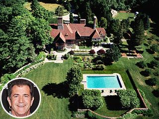 See Mel Gibson's Former $33 Million Home | Mel Gibson