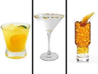 Go for the Gold Like Ryan Lochte – with These Gold Medal Cocktails