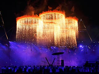 PEOPLE's TV Critic: At Least the Over-the-Top Opening Ceremony Ended on a High Note