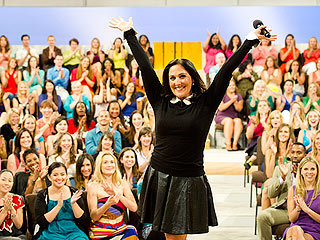 Ricki Lake Vows to Be 'The Incredible Shrinking Woman' | Ricki Lake