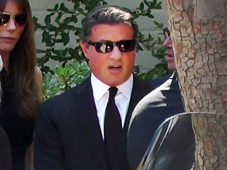 Sylvester Stallone's Son Laid to Rest | Sylvester Stallone