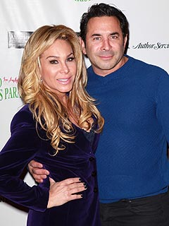 Adrienne Maloof's Husband Files for Divorce