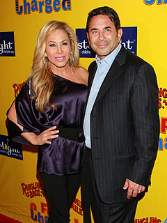 Adrienne Maloof Gets Custody of Kids, Alleges Abuse by Paul Nassif