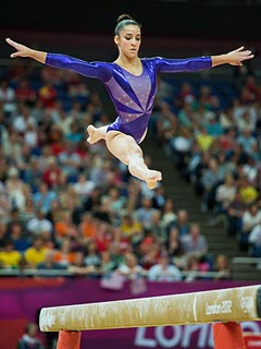 Can Aly Raisman Bounce Back for the Gymnastics Event Finals?