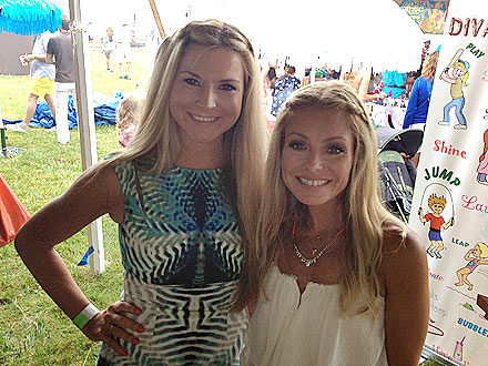 Diem Brown: Her Final Egg Retrieval, Last Chance at Fertility| Celebrity Blog, Diem Brown, Kelly Ripa