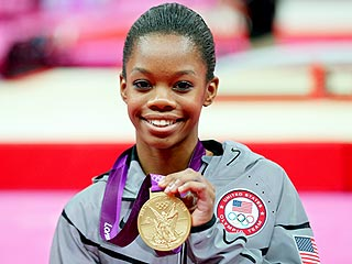 Gabby Douglas on Her Historic All-Around Win: 'I'm Living on Cloud Nine'