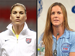 Hope Solo Focusing on Summer Olympics  – Not Twitter Rant   Hope Solo
