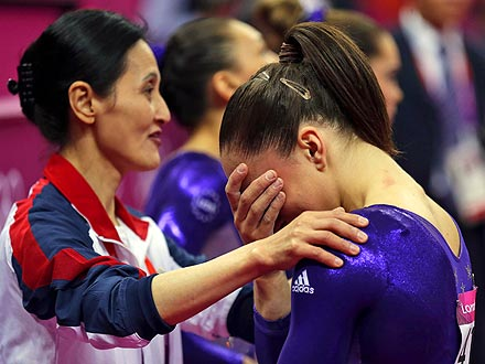 Jordyn Wieber Fails to Qualify for All-Around Final| Summer Olympics 2012, Jordyn Wieber