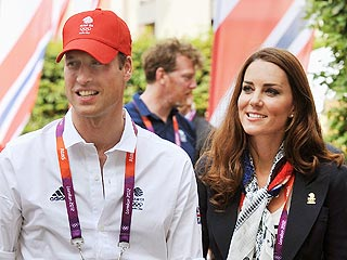 PHOTOS: Prince William & Kate Greet Team GB at Olympic Park | Kate Middleton, Prince William